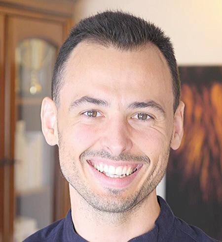 Portrait Frédéric Duclot